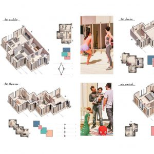 """Participatory Housing - A system of Reconfigurable spaces for 21st century living"" by Kelvin Ma"