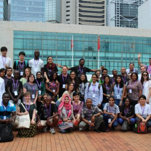 A field trip to the City Gallery in Central, Hong Kong