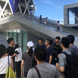 Guided tour of Hong Kong contemporary architecture
