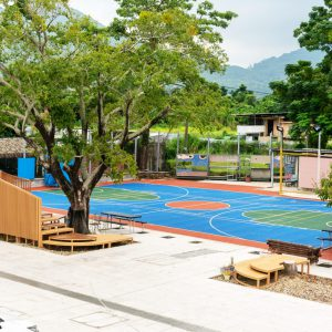 Project 2: Outdoor Playful Landscape, Pat Heung Central Primary School