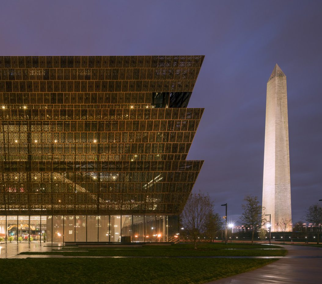National Museum of African American History and Culture in Washington, DC