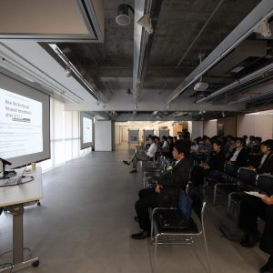 """How Did Architects Respond Immediately After 3/11?"" Symposium in October 2012"